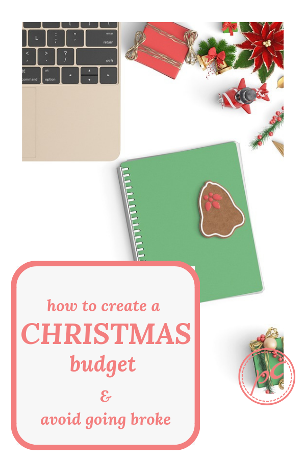 Learn how to create a simple Christmas budget and actually save for it. Christmas budget planner to set up a holiday budget. Have a stress free Christmas. Tips for a debt free Christmas