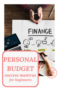 How To Make a Personal Budget that is successful. Top tips to gain control of your finances, track expenses, pay off debt and more
