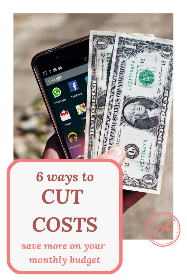6 ways to cut costs. Hidden things on which you are wasting money without realizing. Easy tips for saving money and controlling your expenditure. Lower your bills and save money.