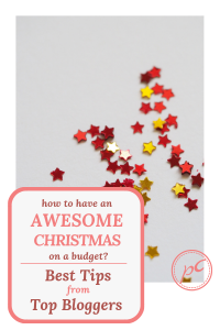how to have the best christmas on a tight budget. A roundup of great tips from the best finance bloggers. Easy ways to save on gifts, food and decorations and to enjoy with family and friends.