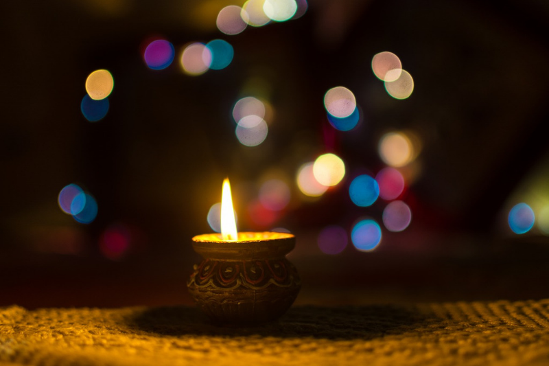 Diwali is less than 10 days away. I got a lot of preparation done for Diwali while focussing on the blog as well.