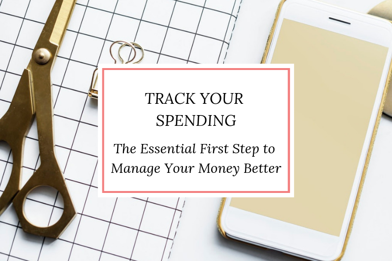 The complete guide to how to track your spending to improve your finances.